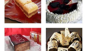 Top 10 cele mai bune retete de prajituri
