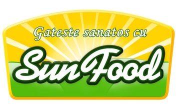 """Concurs- """"Gateste sanatos cu Sun Food"""""""