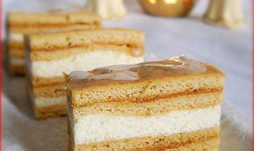 Albinita- Prajitura cu miere de albine