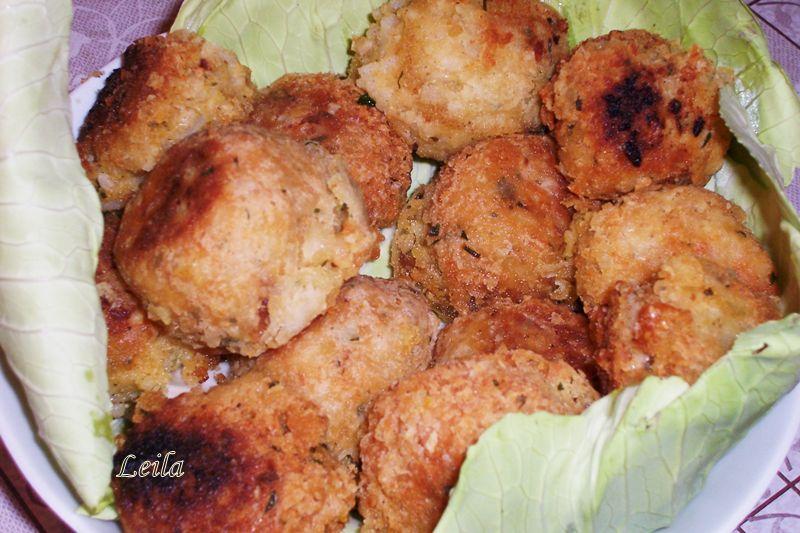 Chiftele de Fasole- Paszuly Fasirt