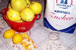 Dulceata de Gutui- Birsalmalekvar