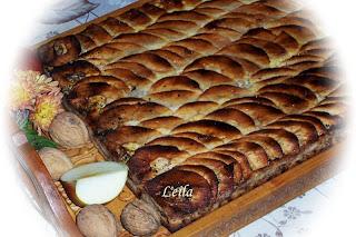 Prajitura cu mere Finlandeza- Finn Almatorta