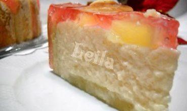 Tort din Iaurt cu Ananas