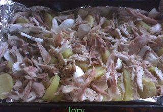 Mancare din resturi de friptura rece