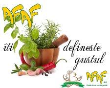 """Concurs- """"Afaf iti defineste gustul …"""""""