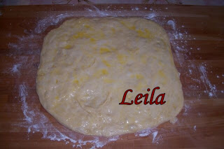 Cozonac Nuferi- Tavi Rozsa Kalacs- Water Lily Sponge Cake
