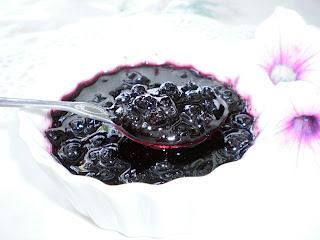 dulceata de afine