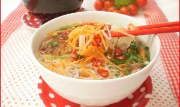 Supa asiatica de vita
