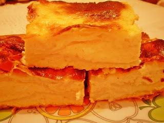 Burek cu branza dulce