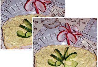 Salata de Vinete- Padlizsankrem