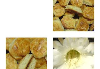 Pogacele cu Cartofi si Cascaval- Sajtos Krumplis Pogacsa