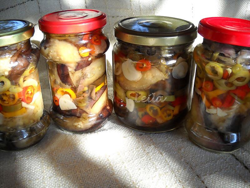 Salate de vinete pentru iarna