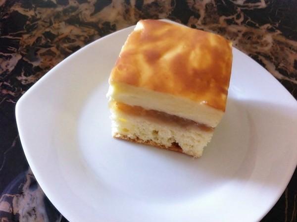 prajitura-cu-mere-si-crema-georgiana-popa