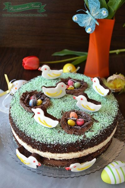 Tort de Pasti