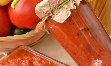 Sos Bolognese de rosii pentru iarna
