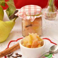 Dulceata de pere si mere
