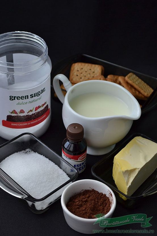 ingrediente salam biscuiti