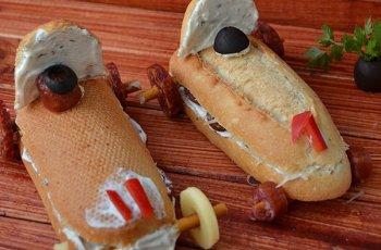 Sandwich masinuta