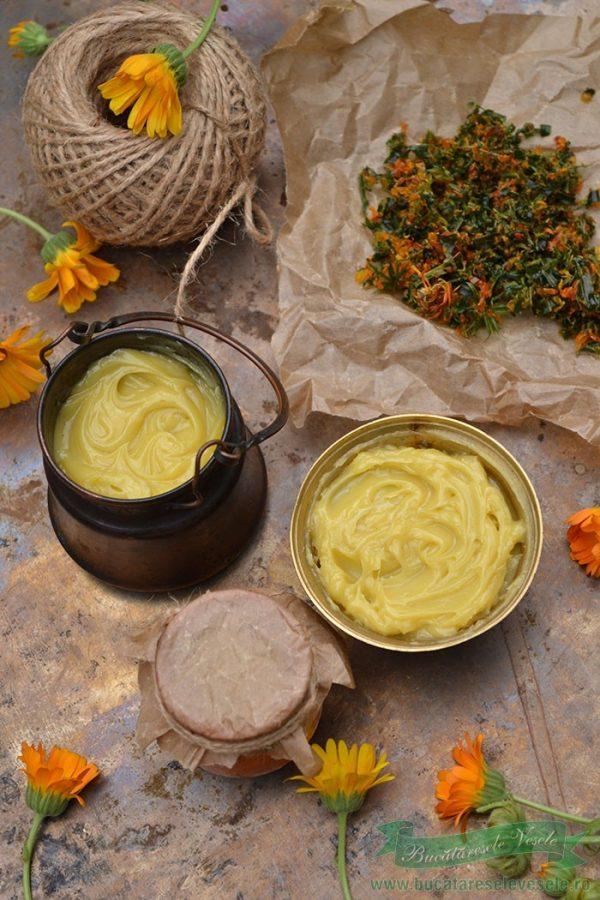 Crema de Galbenele-Alifie de Filimica