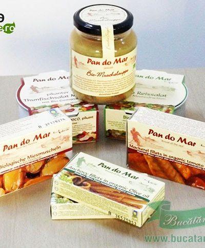 Concurs- Castiga produse Pan Do Mar