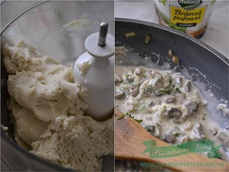preparare-quiche-cu-ciuperci