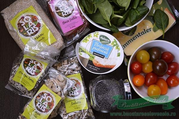 salata-de-spanac-cu-bilute-de-branza-ingrediente
