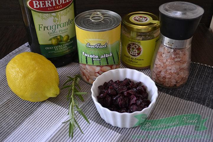 humus-fasole-alba-merisoare-ingrediente