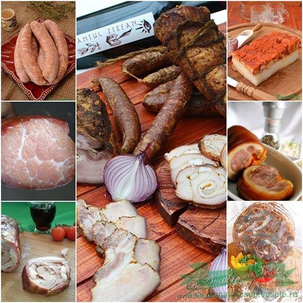 Retete traditionale din carne de porc