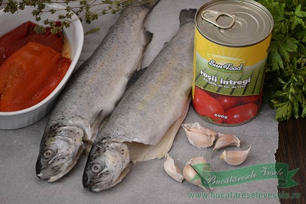 saramura-de-pastrav-ingrediente