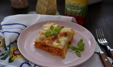 Lasagna cu Piept de Pui