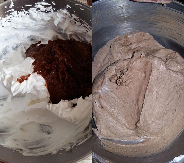 Tort cu Crema de Naut
