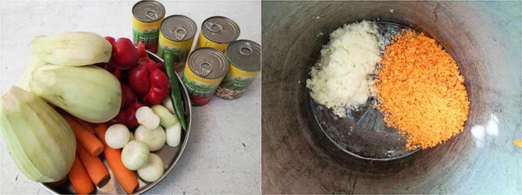 ingrediente zacusca