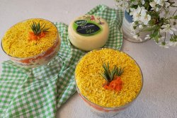 salata Mimoza